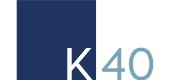 K40 | Kurze Strasse – Kurze Wege Logo